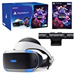 PlayStation VR with Camera and VR Worlds Game (V2)