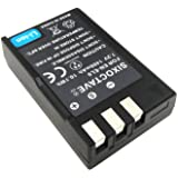SIXOCTAVE EN-EL9 EN-EL9a 互換バッテリー [残量表示可能 純正充電器で充電可能] ニコン D40X / D3000 / D5000 / D60 / D40 シリーズカメラ用