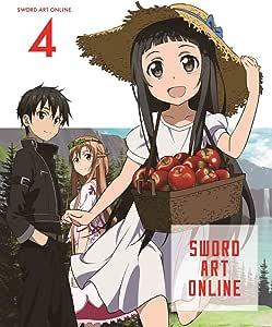 ソードアート・オンライン 4(完全生産限定版) [Blu-ray]