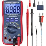 AstroAI Digital Multimeter, TRMS 6000 Counts Volt Meter Manual and Auto Ranging; Measures Voltage Tester, Current, Resistance