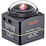 マスプロ電工 SP360-4K Kodak PIXPRO 4K 360°アクションカメラ セット