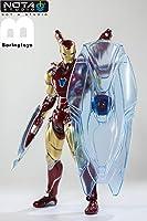 「AC」not a studio 1/12 アニメ ゲーム 映画 キャラクター アイアンマン用 シールド 武器 パーツ