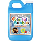 Lulu Home Bubble Concentrated Solution, 1 L/ 33.8 OZ Bubble Refill Solution Up to 2.5 Gallon for Kids Bubble Machine, Giant B