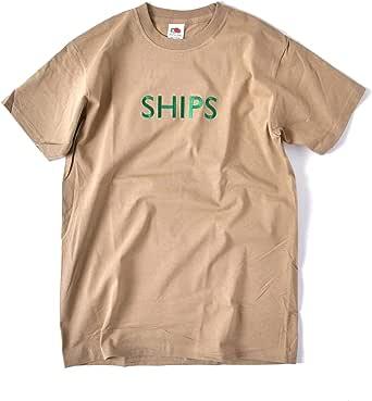 [シップス] Tシャツ 半袖 SHIPS ロゴT メンズ 112120936