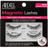 Ardell Double Demi Wispies Magnetic Lashes, Black, (1 pack) (AII67952)