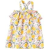 Mud Pie Baby Girls' Lemon Floral