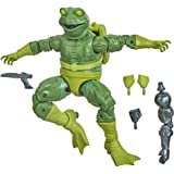 Spider-Man F0260 Hasbro Marvel Legends Series Marvel?s Frog-Man 6-inch Collectible Action Figure Toy For Kids Age 4 and Up