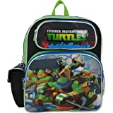"Ruz Teenage Mutant Ninja Turtles Toddler 12"" Backpack ..."