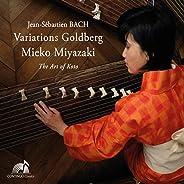 The Art of Koto, Mieko Miyazaki - Variations Goldberg (Arr. for Koto)
