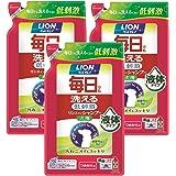 Lion 獅王 寵物Kirei 每天都可清洗的二合一洗發水 狗用 替換裝 400毫升x3包 (批量購買)