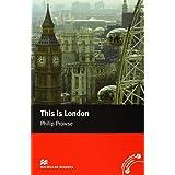 Macmillan Readers This is London Beginner Without CD (Reader Beginner)