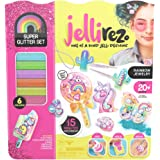 Jelli Rez Super Glitter Rainbow Pack, Multicolor (10882)