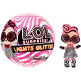 LOL Surprise Collectable Fashion Dolls - with 8 Surprises, Fashions and Accessories - Includes Black Light Reveals - Lights G