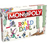 Monopoly 3647 Roald Dahl Board Game