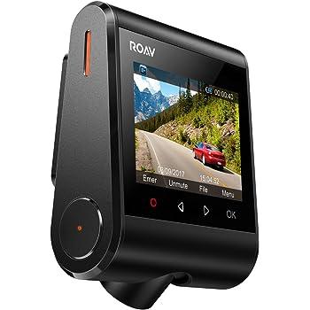 ドライブレコーダー Anker Roav DashCam C1(高性能ドライブレコーダー)【 WiFi内蔵&アプリ対応/Gセンサー搭載 / LED信号機対応 / 2ポートカーチャージャー付属】