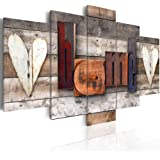 Konda Art-5 piece Wall Art Modern Abstract Canvas Print Decor Artwork Picture Painting for Bedroom Living Room Bathroom Offic