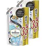 【まとめ買い】 レノアハピネス 柔軟剤 パステルフローラル&ブロッサム 詰め替え 超特大 1485mL × 2個