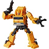 Transformers E71645X0 Toys Generations War for Cybertron: Earthrise Voyager WFC-E10 Autobot Grapple Action Figure - Kids Ages