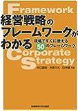 経営戦略のフレームワークがわかる