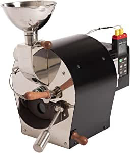 KALDI(カルディ) フォーティス コーヒーロースター/焙煎機(容量最大600g) (半熱風式+基本形デュアル温度計(Center301)) [並行輸入品]