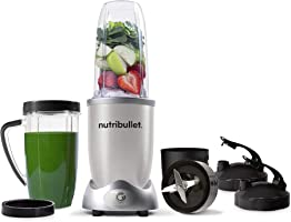 Nutribullet 1200W Series Silver 10 Piece