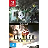 Final Fantasy VIII + Final Fantasy VII - Nintendo Switch