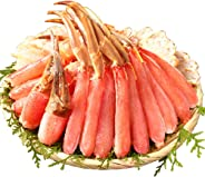 カニ専門店 鮮度の鬼 生食可 ずわいがに 3L 1kg 3~4人前 ズワイガニ カニ お刺身 かに鍋 かにしゃぶ
