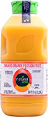 Natural One Mango Orange Passion Fruit Juice, 1.5L - Chilled