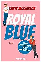 Royal Blue Paperback