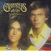 カーペンターズ~40/40 ベスト・セレクション(SHM-CD)