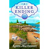 A Killer Ending: A Seaside Cottage Books Cozy Mystery: 1