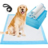 LONENESSL Pet Training Pads Leak-Proof and Super Absorbent Dog Pee Pads, Disposable Fast Drying Pee Mats for Dogs, Cats, Rabb