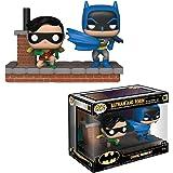 Funko 37256 Pop Comic Moment Batman, Multicolor, Standard