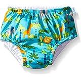 アイプレイ iplay オムツ機能付 水遊び用パンツ スイムダイパー スイミングパンツ 男の子 3T:3歳 AquaJungle