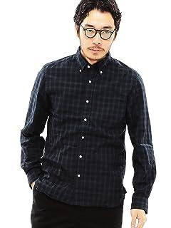 Tartan Buttondown Shirt 11-11-0909-139: Blue