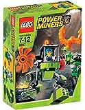 LEGO(レゴ) パワー・マイナーズ Mine Mech (パワー・マイナーズ2号) 8957[並行輸入品]
