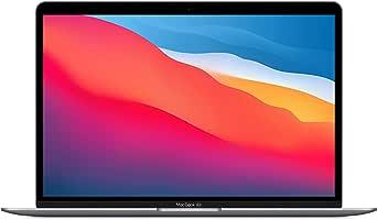 2020 Apple MacBook Air Apple M1 Chip (13インチ, 8GB RAM, 512GB SSD) - スペースグレイ