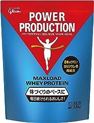 グリコ パワープロダクション マックスロード ホエイ プロテイン サワーミルク味 3.5kg [使用目安 約175食分] たんぱく質 含有率70.3%(無水物換算値) 8種類の水溶性 ビタミン カルシウム 鉄 配合