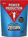 グリコ パワープロダクション マックスロード ホエイ プロテイン サワーミルク味 3.5kg [使用目安 約175食分…