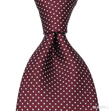 50 oz. ties: Burgundy