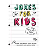 Jokes for Kids: The Best Jokes, Riddles, Tongue Twisters, Knock-Knock, and One liners for kids: Kids Joke books ages 7-9 8-12