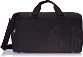 DKNY DO920US8 Urban Sport Collection Weekender Duffle, Black, 45.7 Centimeters