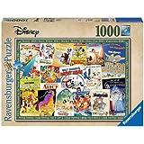 Ravensburger 19874 - Disney Vintage Movie Posters Puzzle 1000pc Jigsaw Puzzle
