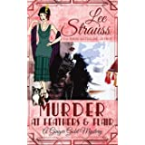 Murder at Feathers & Flair: a cozy historical 1920s mystery (4)