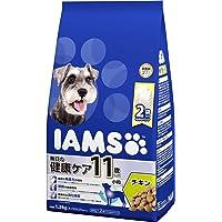 アイムス (IAMS) ドッグフード 11歳以上用 毎日の健康ケア 小粒 チキン シニア犬用 1.2kg