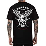 Sullen Men's Lincoln Eagle Standard Short Sleeve T Shirt