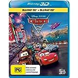 Cars 2 (3D Blu-ray + Blu-ray)