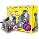 DINKY DONKEY, THE BOX SET+PLUSH+MINIBOOK