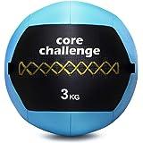 ソフトメディシンボール ウォールボール 『マニュアル付き』 体幹 強化 トレーニング 柔らかくキャッチしやすい 【Fungoal】 メディシンボール 3kg 5kg