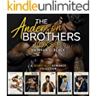 The Anderson Brothers: A Secret Baby Romance Collection